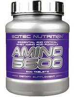 Аминокислоты Scitec Nutrition Amino 5600, 500 tabl