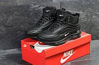 Зимние мужские кроссовки Nike 6811 Черные, фото 1