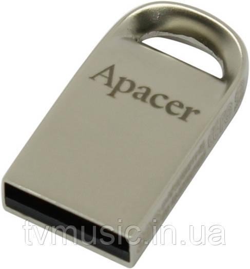 USB флешка Apacer AH115 32GB Silver (AP32GAH115S-1)