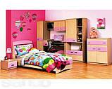 Шкаф книжный Терри  (Світ мебелів) 800х425х1825мм , фото 2