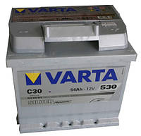 Аккумулятор Varta SILVER dynamic 554400053 С30 54 А/ч