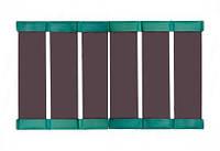 Комплект сланей (коврик днищевой) (6 шт)