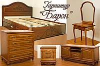 """Гарнитур """"Барон"""". Мебель спальни. Спальные гарнитуры"""