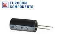 Конденсатор электролитический SCE 10мкФ х 25В LOW IMP , фото 1