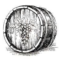 """Вино """"Шато де Вин"""" белое полусладкое 10 литров"""