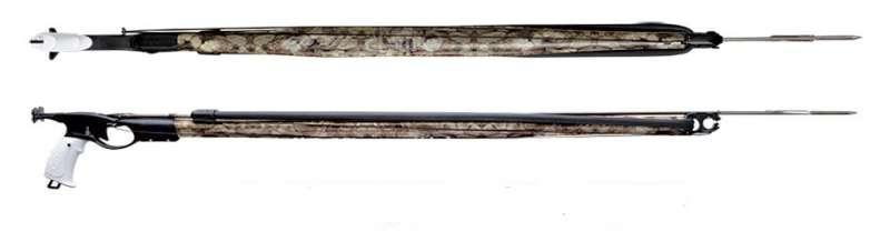 Ружьё-арбалет OMER Cayman HF camouflage 75 см