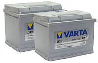 Аккумулятор Varta SILVER dynamic 563401061 D39 63 А/ч
