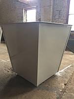 Контейнер для ТБО 0,75 м. куб. (сталь 2 мм)