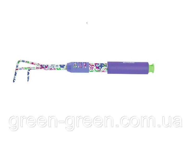 Рыхлитель 3-зубый с удлиненной ручкой