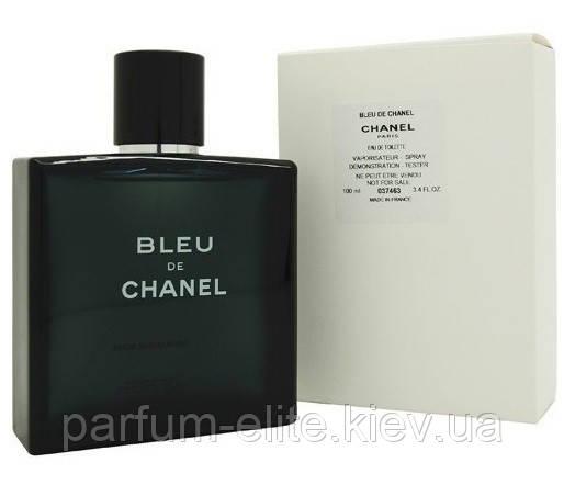 мужская туалетная вода Chanel Bleu De Chanel 100mltester по