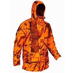 Куртка охотничья мужская Solognac Sibir 300 Kamo-BL