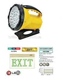 Фонарики и аварийные светильники