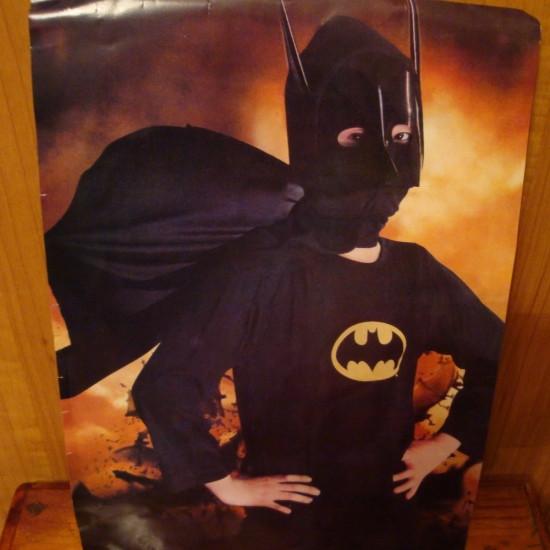 Детский карнавальный костюм Бетмен 110030