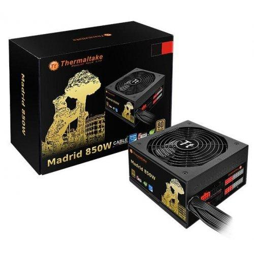 "Блок питания Thermaltake Madrid 850W (W0495RE) ""Over-Stock"" Б/У"