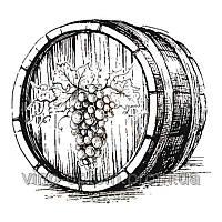 """Вино """"Шато Рояль"""" красное полусладкое 10 литров"""