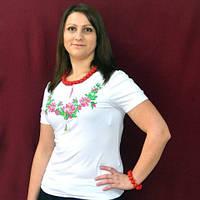 Женская вышиванка Венок Дуная | Жіноча вишиванка Вінок Дунаю