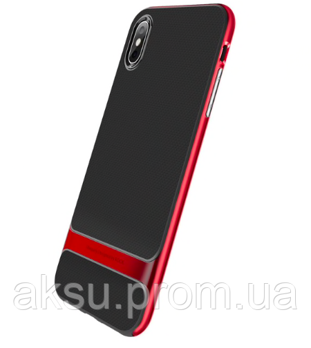 Чехол для iPhone Xs Max Rock Royce (Red)