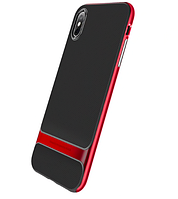 Чехол для iPhone Xs Max Rock Royce (Red), фото 1