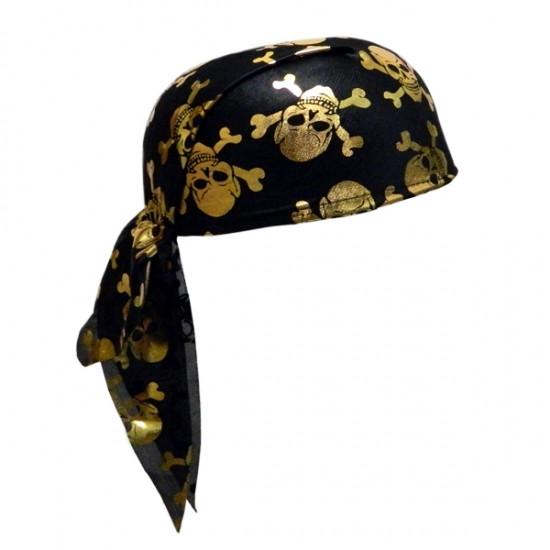 Бандана пирата с черепами 111390