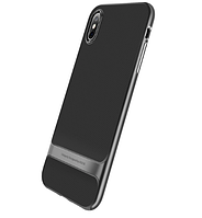 Чехол для iPhone Xs Max Rock Royce (Iron Gray), фото 1