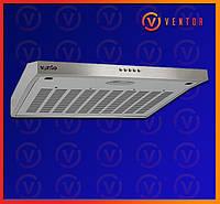 Вытяжка Ventolux Milanello 60 INOX, фото 1