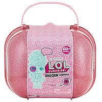 Лол сюрприз чемодан декодер 60 сюрпризов L.O.L lol Surprise! Bigger