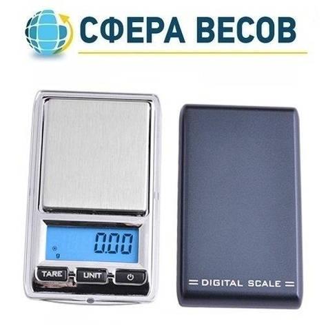 Весы ювелирные 6221 mini (200г), фото 2