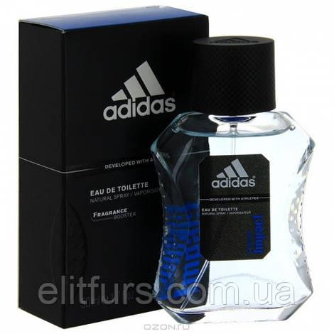 Мужская туалетная вода Fresh Impact Adidas
