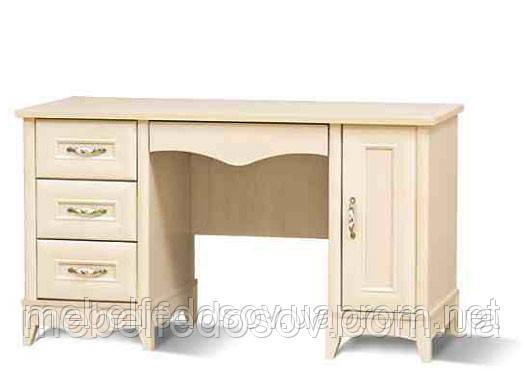 Стол письменный Селина  (Світ мебелів) 1310х575х740мм