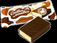 Конфеты Сливки-ленивки 1 кг. ТМ Рошен