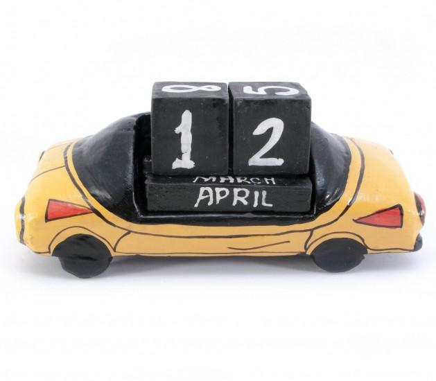 Вечный календарь Автомобиль 116514