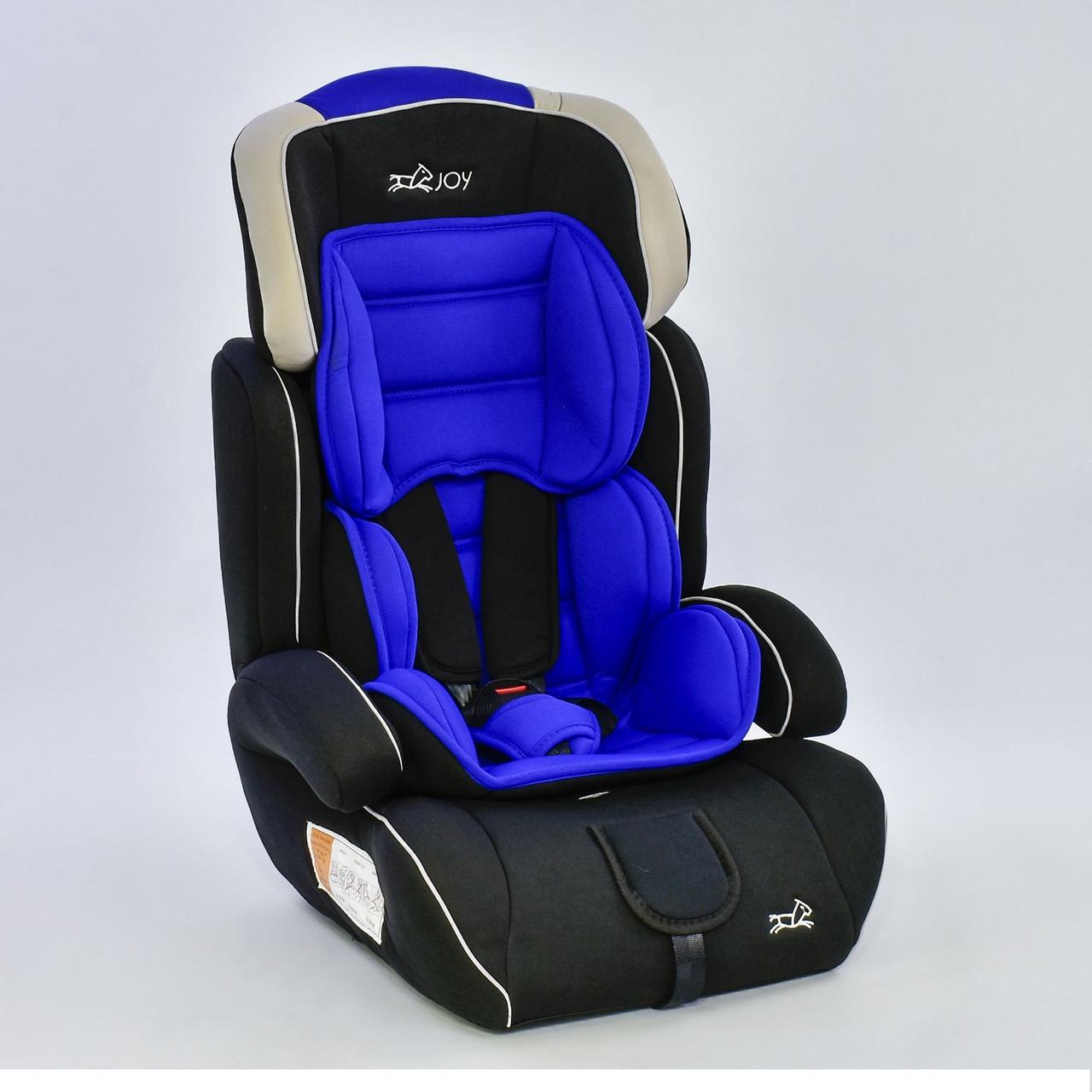 Автокресло Joy 8888 универсальное синее, фото 1