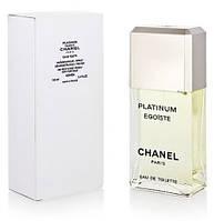 Мужская туалетная вода Chanel Platinum Egoiste 100ml(tester)