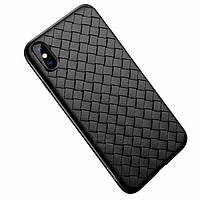 Чехол для iPhone Xr Rock Weave (Black), фото 1