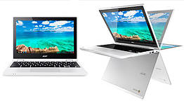 Ноутбук Acer Chromebook R11 11.6'' (1366x768) 4/32gb Intel Celeron N3150