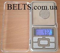 Карманные ювелирные весы Pocket Scale MH-500, электронные весы Покет Скейл MH 500