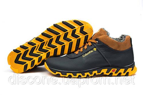 Зимние ботинки на меху Columbia Track II, темно-синий (30691), р. (нет на складе)