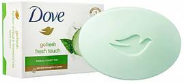 Мыло Dove 135 г Прикосновение свежести (зеленое)