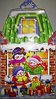 Новогодние коробки для конфет (700грам) 008