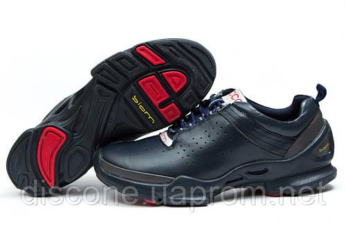 Зимние кроссовки на меху Ecco Biom, синий (30063), р.  [  41 43  ]