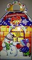 Новогодние коробки для конфет (700грам) 011