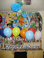 Гелиевые шары без рисунка Qualatex