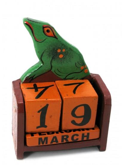 Вечный Календарь Жаба 120216