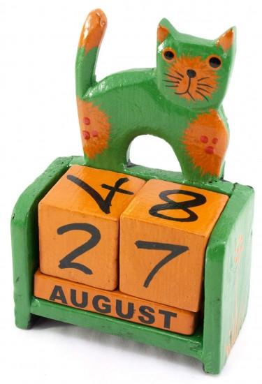 Вечный Календарь Кот 120219