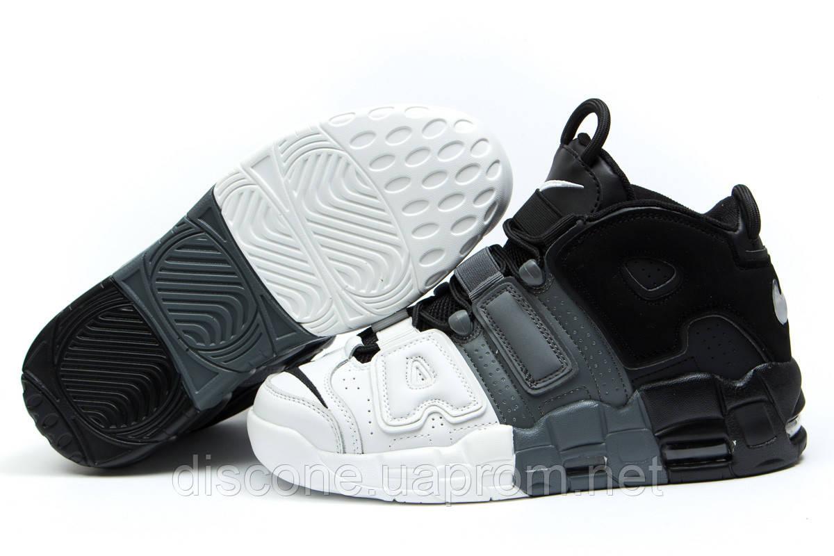 Кроссовки мужские ► Nike Air More Uptempo,  белые (Код: 14813) ► [  41 42 43  ] ✅Скидка 33%