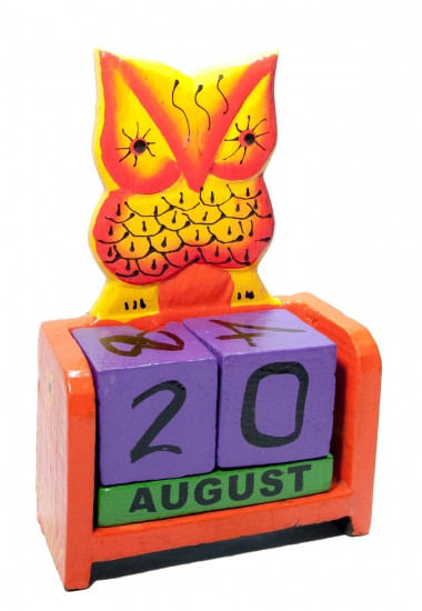 Вечный Календарь Сова 120228
