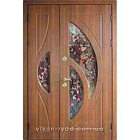 Вхідні двері в будинок 6002