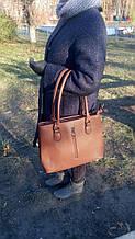 Сумка женская коричневая 034F