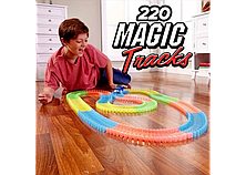 Гоночная трасса Magic Tracks (220 деталей)!АКЦИЯ, фото 2