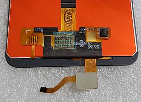 Модуль (сенсор + дисплей) для Huawei Honor 7X(BND-L21) білий, фото 3